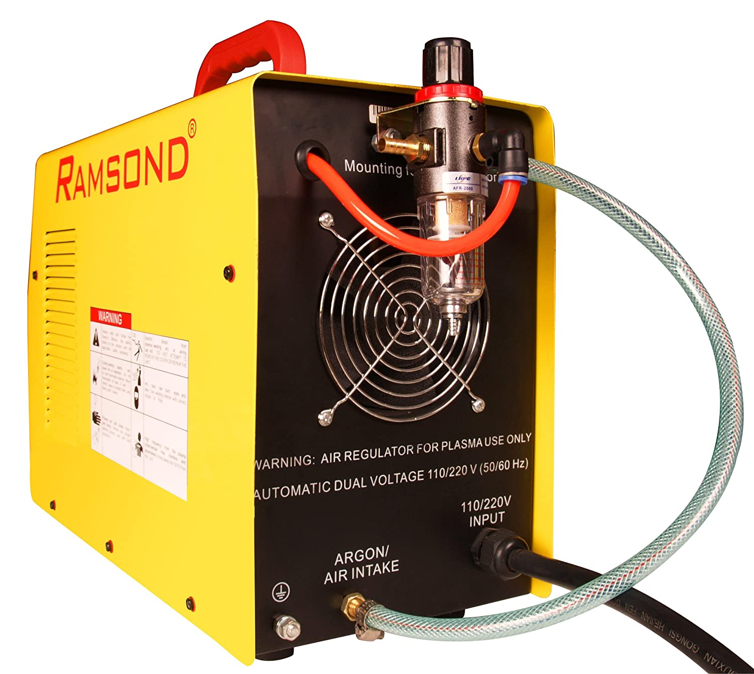 Ramsond Ct 520dy 3 In 1 Multifunction Digital Inverter Plasma Cutter Welding Pcb Board Cutting Machine Circuit Industry Tig Welder Arc Mma Dual Voltage 110 220v Frequency 50 60hz Rebar