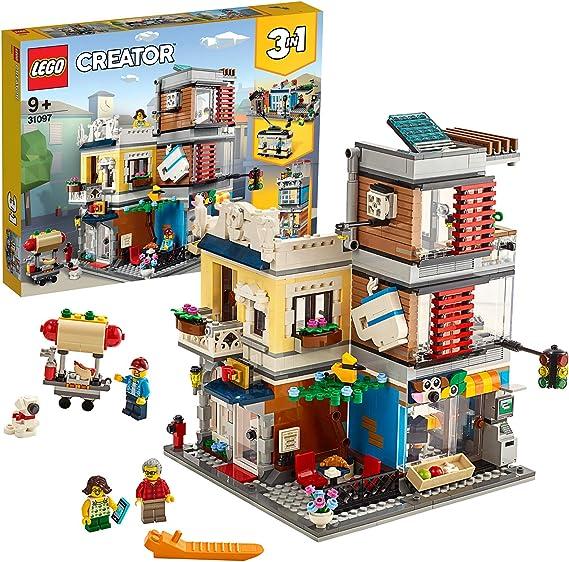Kaffee Boy Lego City Figur