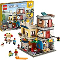LEGO Creator 3in1 Townhouse Pet Shop and Café 31097 Building Kit