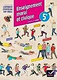 L'apprenti citoyen du XXIe siècle Enseignement moral et civique 5e éd. 2015 - Cahier d'activité