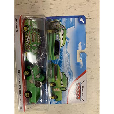 Disney Pixar Cars Chick Hicks Chief DINOCO 400: Toys & Games