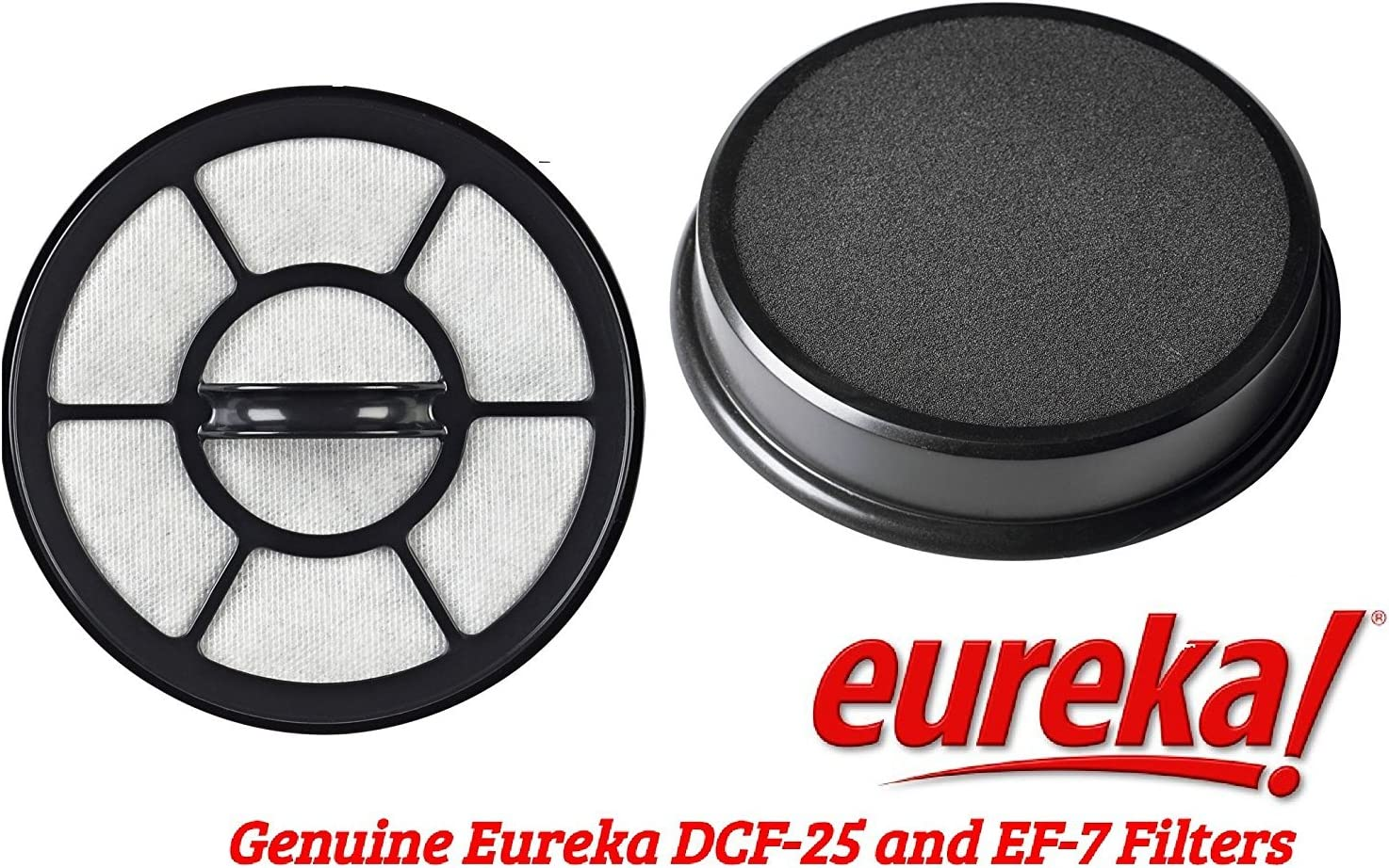 Eureka AirSpeed Exact Bagless Upright Filter Kit For Models AS3001A, AS3008A, AS3011A, AS3020A.