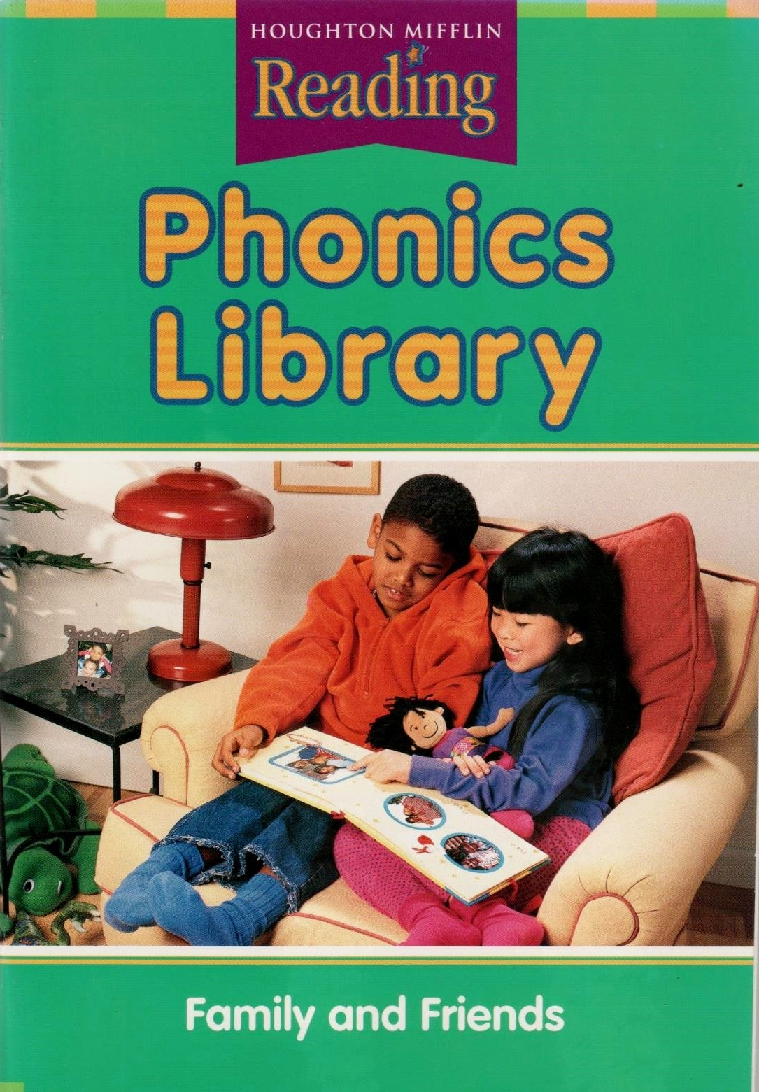 Download Houghton Mifflin Reading: Phonics Library Lv 1 Thm 4 (Houghton Mifflin Reading: A Legacy of Literacy) PDF