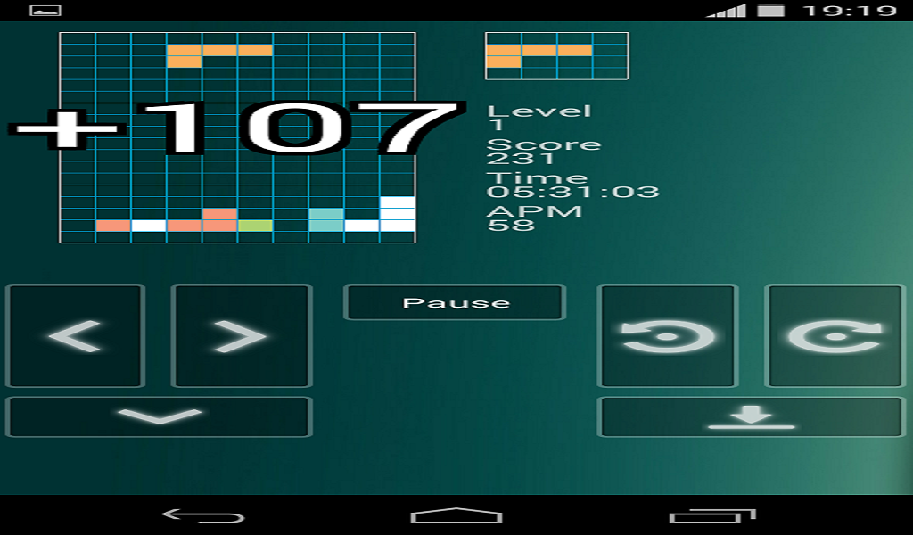 GitHub - PeterLaptik/BricksGame: Tetris for android