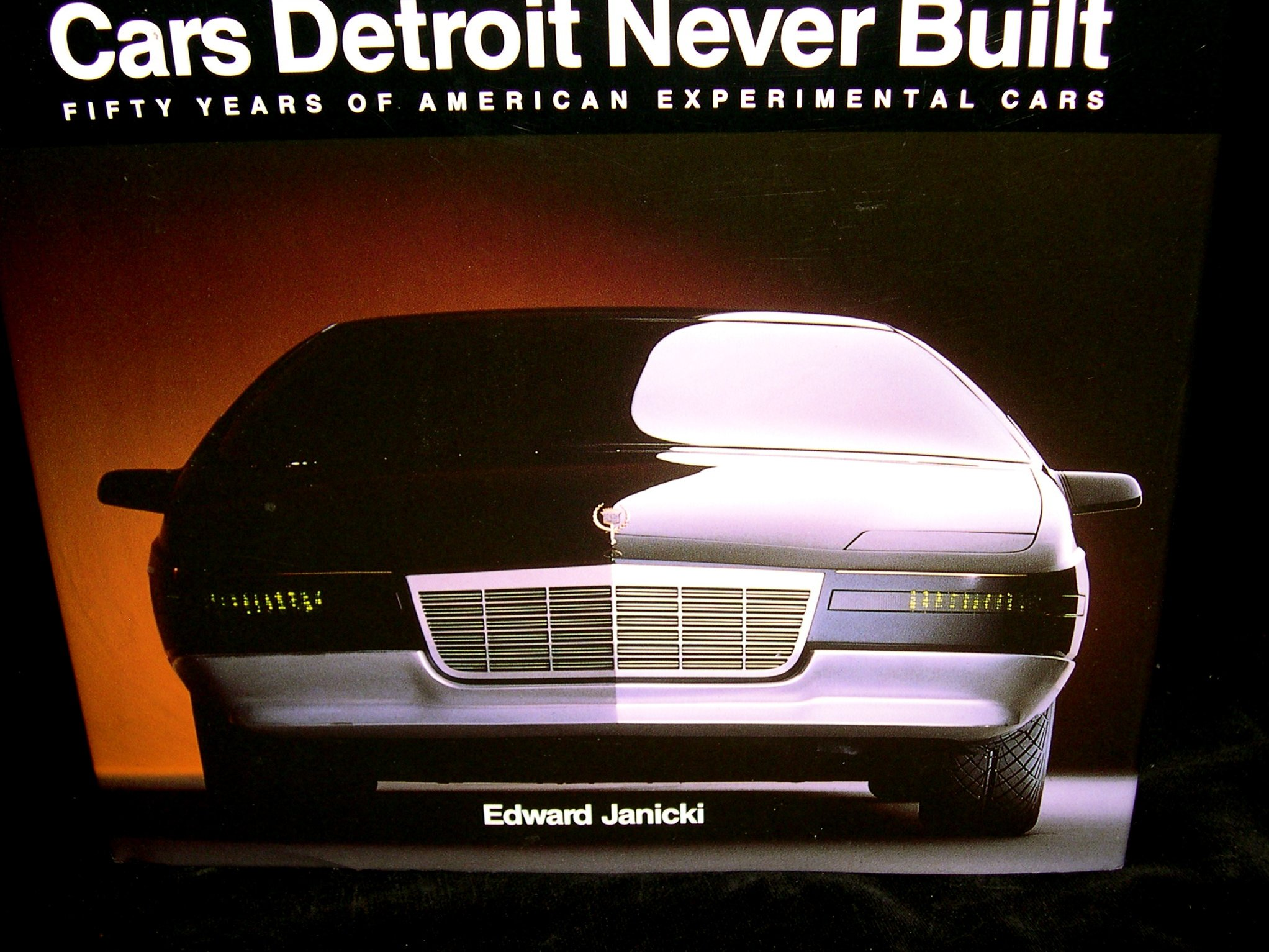 Amazon.com: Cars Detroit Never Built: 50 Years of American ...