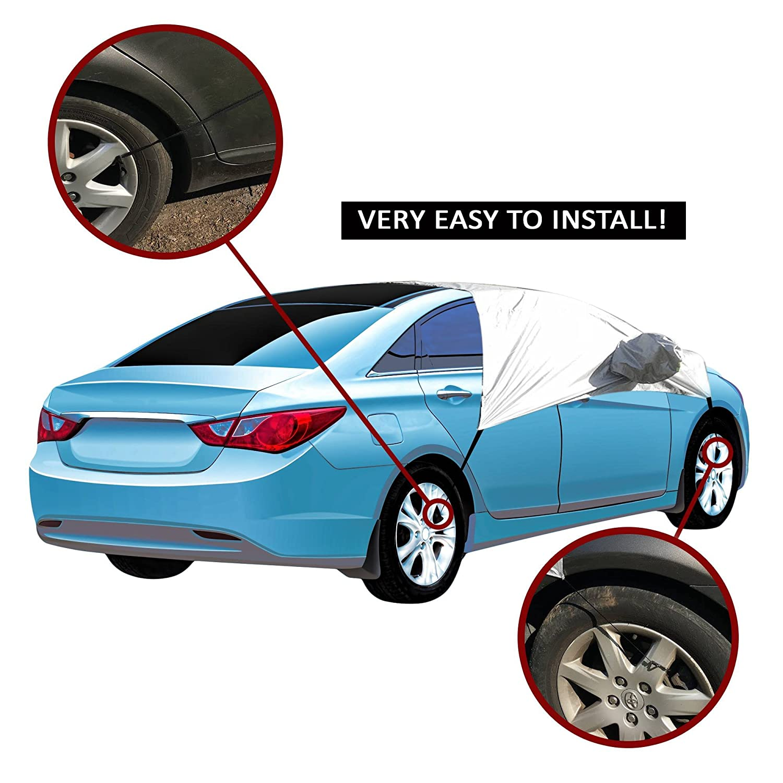 Amazon.com: Carz Guard Windshield Cover for Car: Automotive