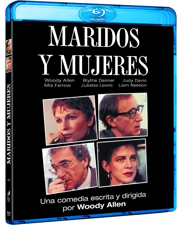 Maridos Y Mujeres [Blu-ray]: Amazon.es: Woody Allen, Mia Farrow ...