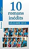 10 romans inédits Azur + 1 gratuit (nº3655 à 3664 - décembre 2015)