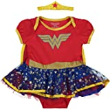 Wonder Woman Newborn Infant Baby Girls' Costume