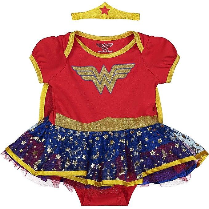 Amazon.com: Warner Bros Wonder Woman - Disfraz de recién ...