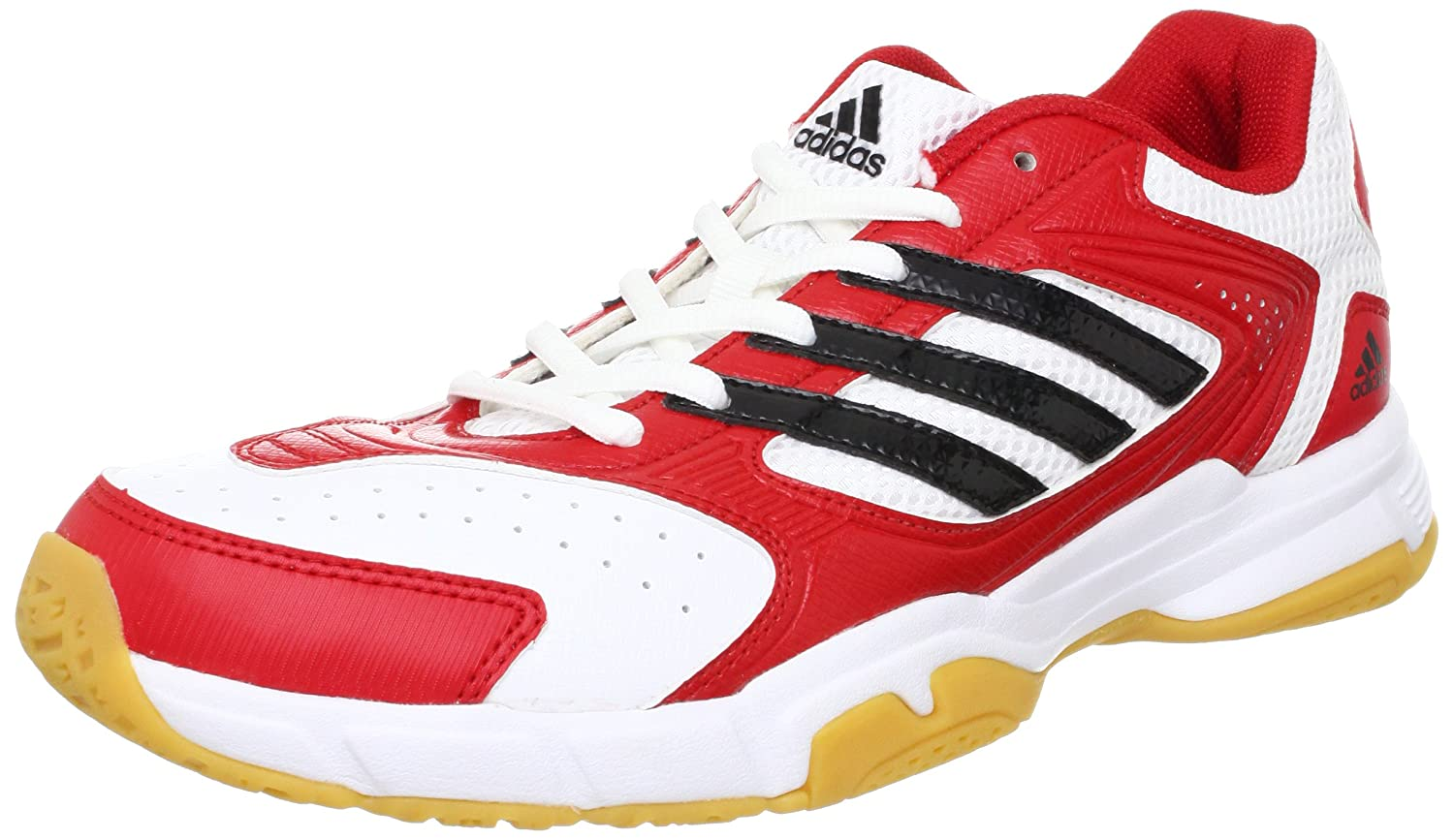 ADIDAS Feather Replique Indoor Court Shoe [red] adidas Performance