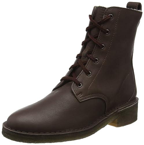sports shoes 369a4 a7ed8 Clarks Originals Maru Elsa, Stivaletti Donna