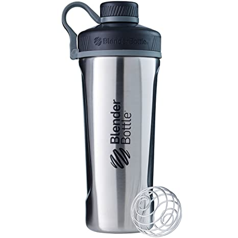Image Unavailable. Image not available for. Color  BlenderBottle Radian  Insulated Stainless Steel ... 1a555e9f2