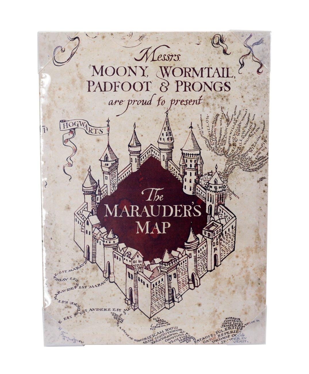 Marauders Map map.google.com
