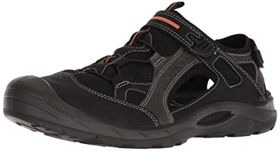 fd162af3ed5a5 Amazon.com | ECCO Men's Biom Delta Offroad Sandal | Sport Sandals ...
