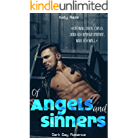 Of Angels and Sinners (New Orleans' Criminals 1) (German Edition) book cover