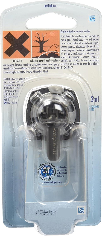 Ambipur Antitabaco Car Clip Ambientador - 2 ml: Amazon.es: Salud y ...