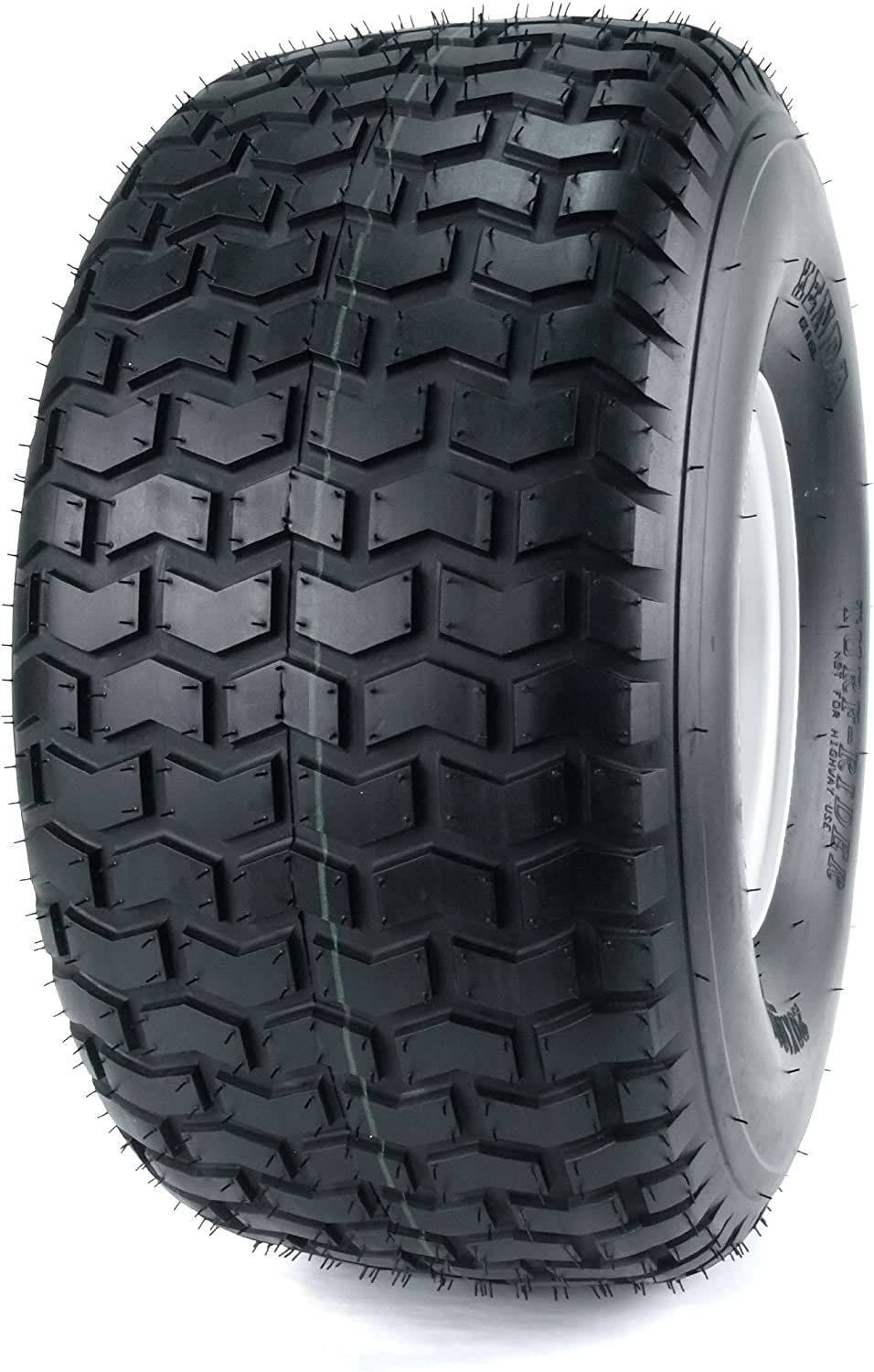 Kenda K358X Turf Rider Lawn and Garden Bias Tire - 20/8-8