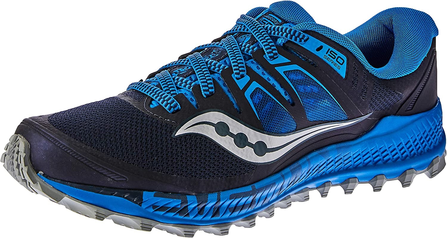 Chaussures de Trail Homme Saucony Peregrine Iso