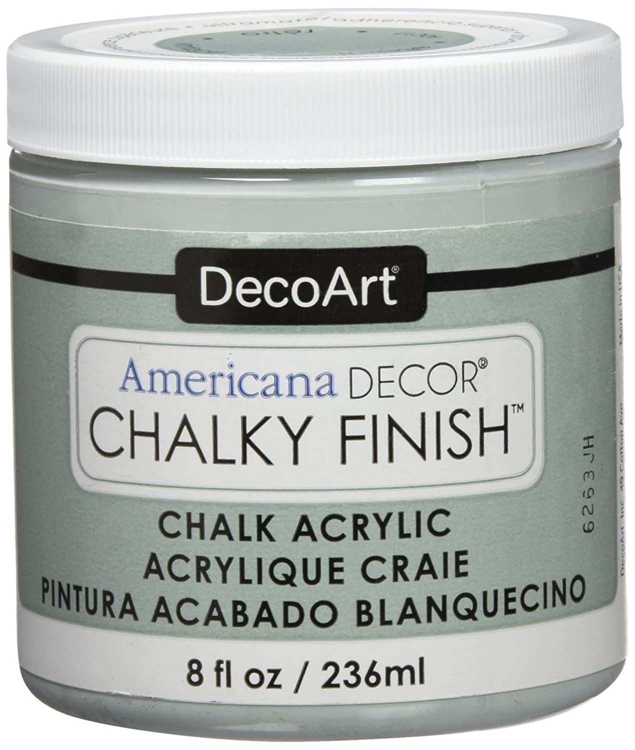 DecoArt ADC-17 Americana Chalky Finish Paint, 8-Ounce, Vintage