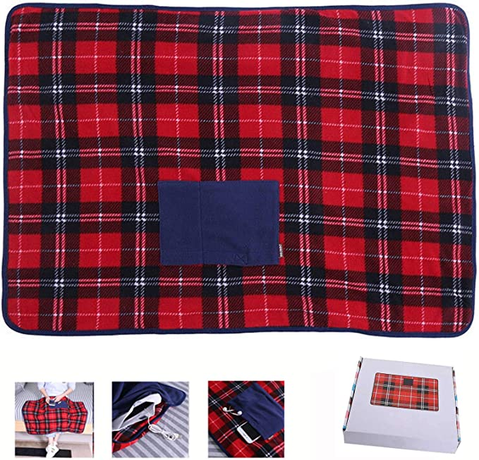 chill buster Portable Heating blanket electric blanket camping blanket