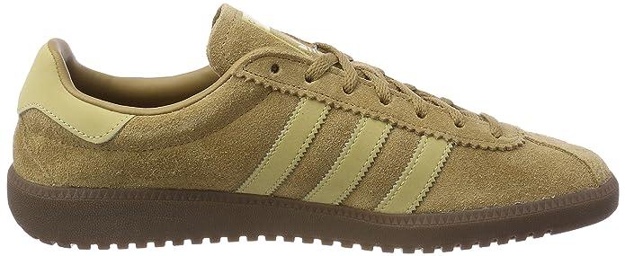 Adidas Bermuda, Zapatillas para Hombre, Marrón (Cardboard/Sand/Gum 0), 41 1/3 EU