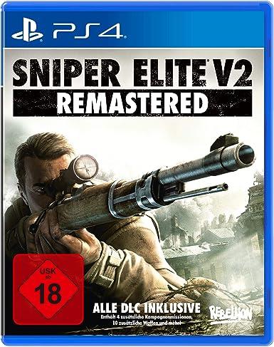 Rebellion Developments Sniper Elite V2 Remastered vídeo - Juego ...