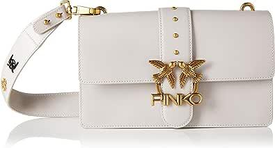 Pinko 1p21sd_y6jc, Love Classic Icon Simply FL V para Mujer, Talla única
