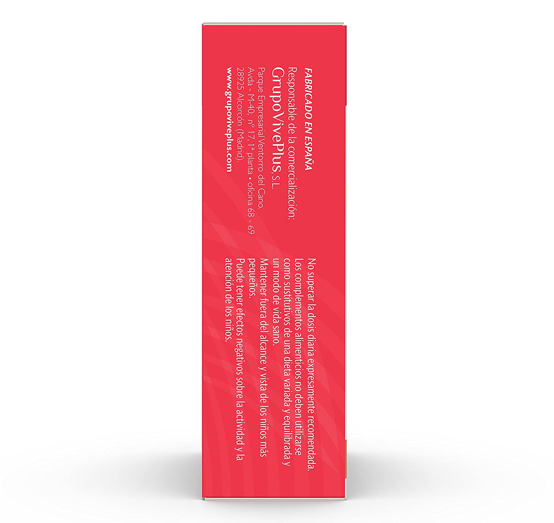 VIVE+ SALUDYVIDA garcinia cambogia caja 30 cápsulas: Amazon.es: Alimentación y bebidas