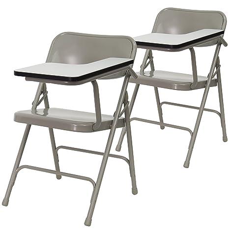 Amazon.com: Muebles de flash premium – Silla plegable de ...