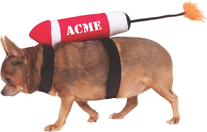 Rubie's Costume Company Acme Pet Costume