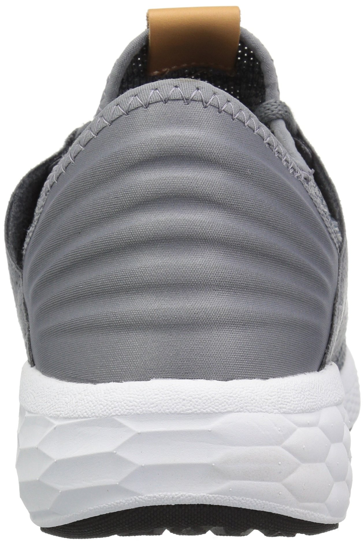 New Balance Men's Cruz V2 Fresh Foam Running Shoe, Gunmetal / Thunder, 7 D US by New Balance (Image #2)