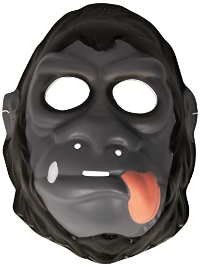Amazon.com: Máscara de gorila grinimal: Toys & Games