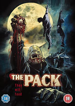 The Pack [DVD] [Reino Unido]: Amazon.es: Movie, Film: Cine y Series TV