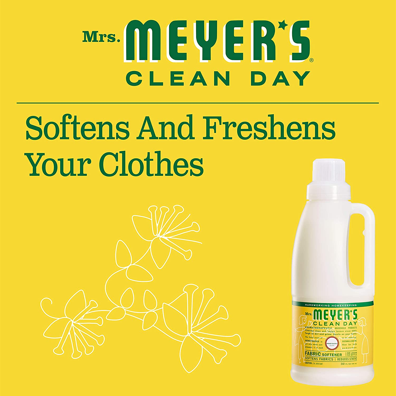 6 Pack of Mrs. Meyer's Clean D...