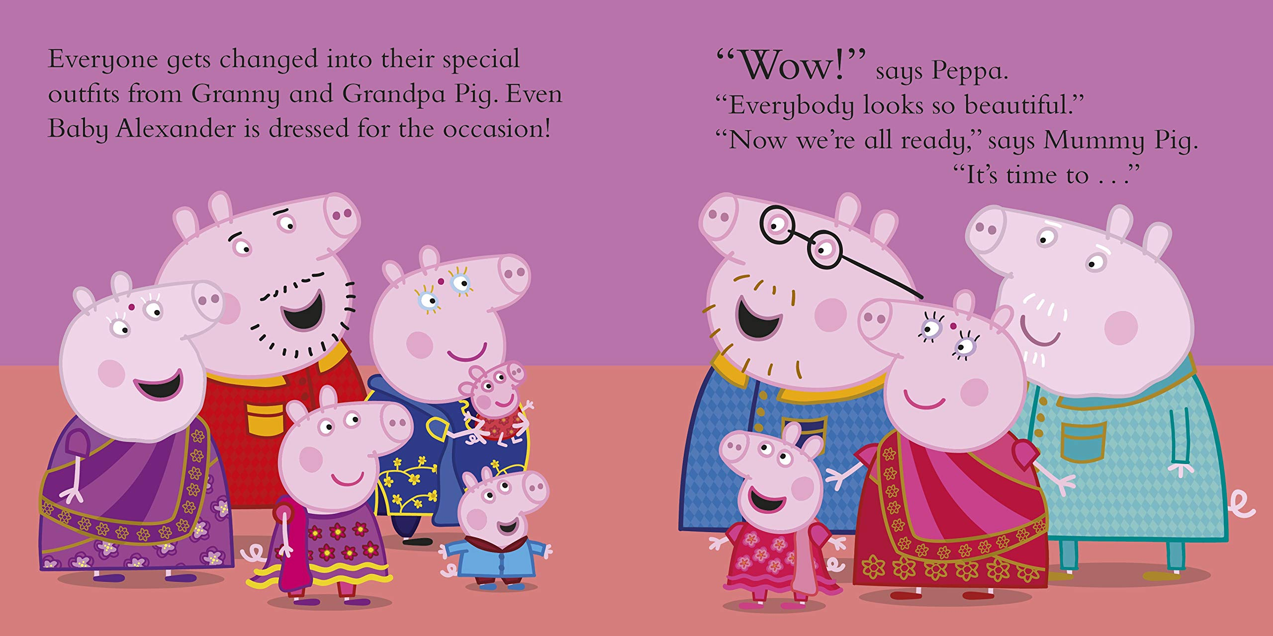 Peppa Pig Peppa S Diwali Peppa Pig 9780241371541 Amazon Com Books