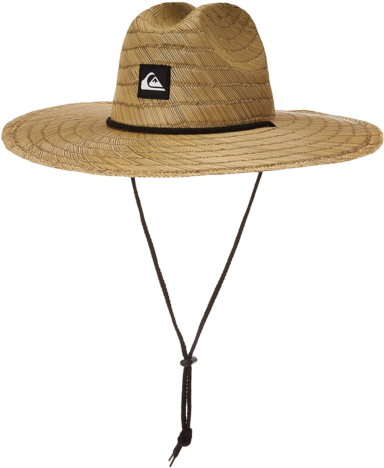 Quiksilver Boys Pierside - Straw Lifeguard Hat for Boys 8-16 Straw Lifeguard Hat