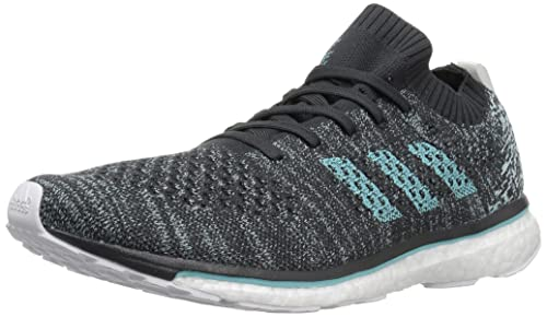 promo code 01922 0e9bc Adidas OriginalsDB1252 - Adizero Prime Parley Adulto, Unisex Hombres, Negro  (Carbon, Blue Spirit S, FTWR White), 9 M US Amazon.es Zapatos y  complementos