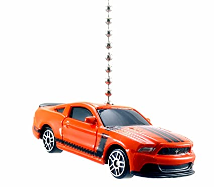 Amazon Com Ford Mustang Shelby Diecast Ceiling Fan Light Pulls