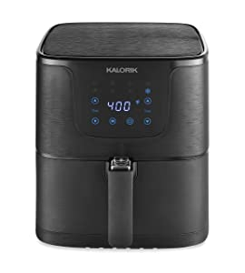 Kalorik Matte Black Digital XL Airfryer