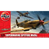 Airfix A02065 Supermarine Spitfire MkIXc 1:72 Scale Series 2 Plastic Model Kit