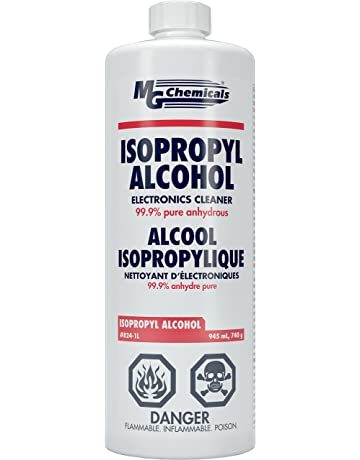 Alcohol Isopropolico IPA 824-1L Liquido MG Chemicals Envase Calidad Envio Legal