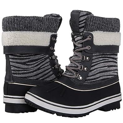 3f8211f1113 Amazon.com   GLOBALWIN Women's Waterproof Winter Snow Boots   Snow Boots