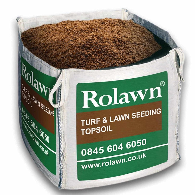 Rolawn Turf & Lawn Seeding Topsoil - 0.73m³ Bulk Bag