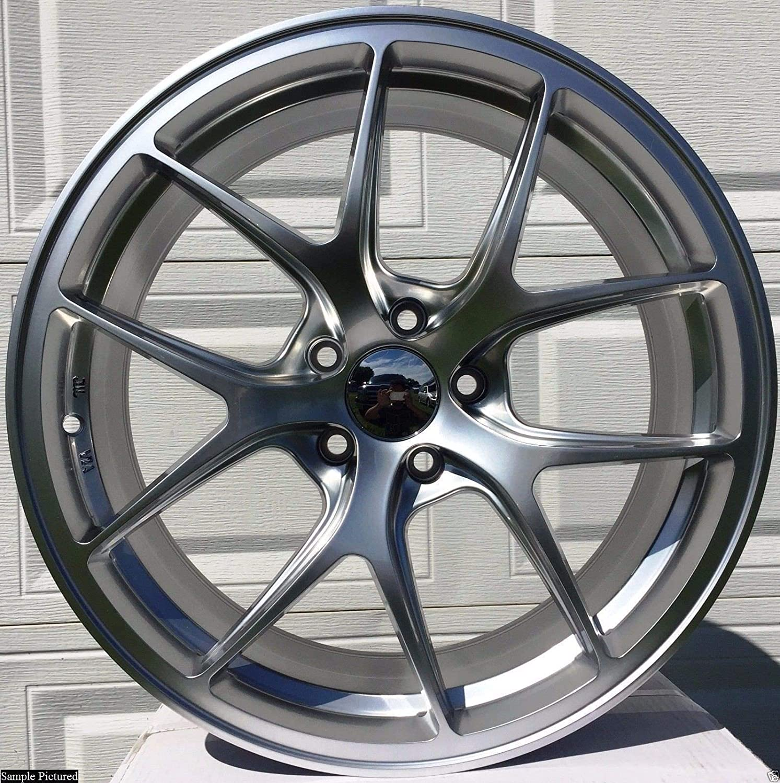 Mazda 3 Rims >> Amazon Com Trucks And Autos 4 New 20 Wheels Rims For Mazda