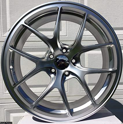 Mazda 3 Rims >> Amazon Com Trucks And Autos 4 New 20 Wheels Rims For Mazda 3 5 Rx8