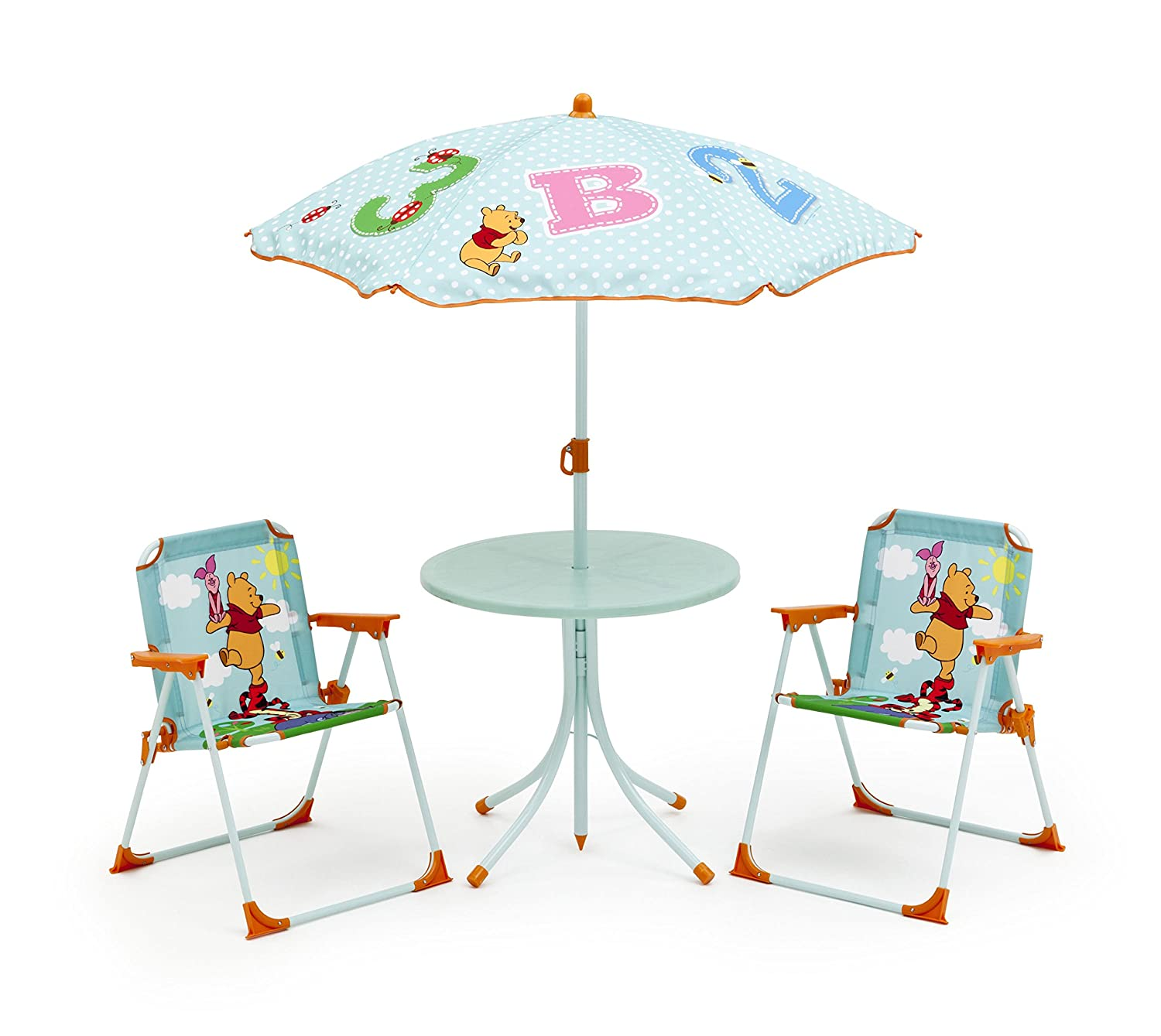 Delta Children Set de Jardin Winnie l'Ourson