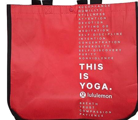LULULEMON - Bolsa para toalla de playa o natación, color ...