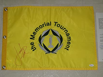 a57b23b3aa8 Image Unavailable. Image not available for. Color  Jordan Spieth signed ...