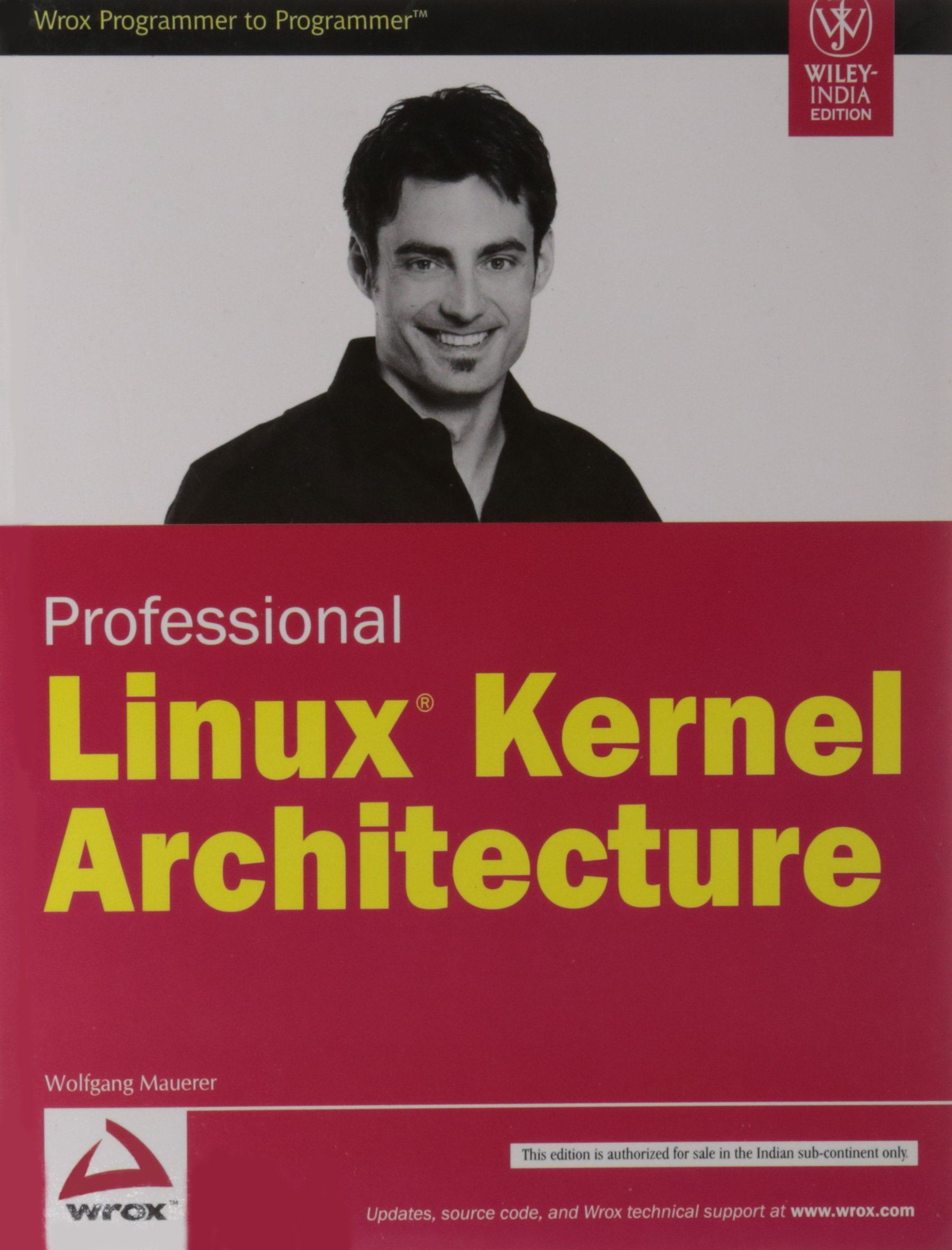 Professional Linux Kernel Architecture Ebook